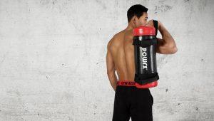 Le sac lesté est idéal pour varier vos entrainements